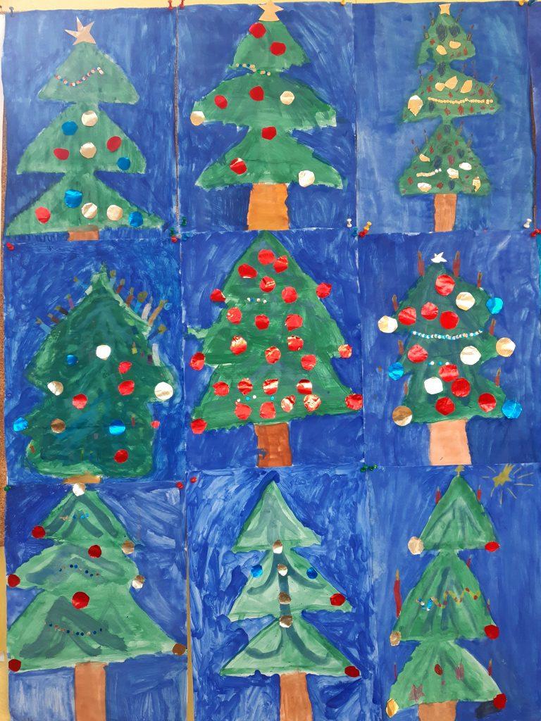 Kunst in der Weihnachtszeit